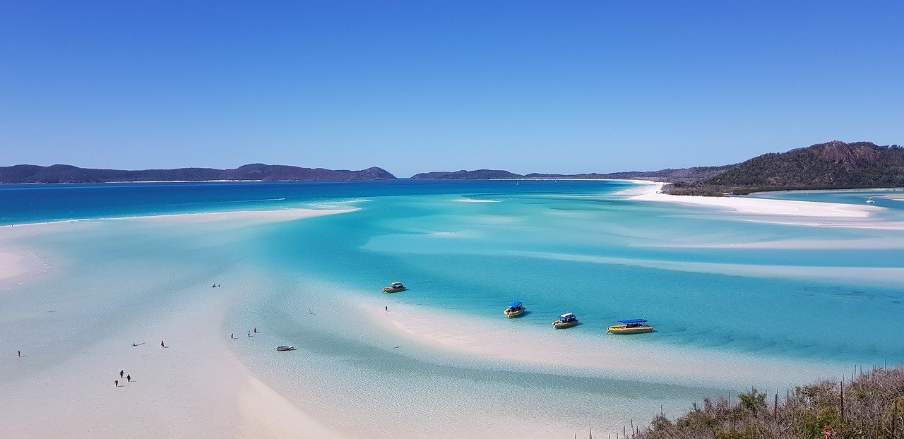 Islas de Whitsundays