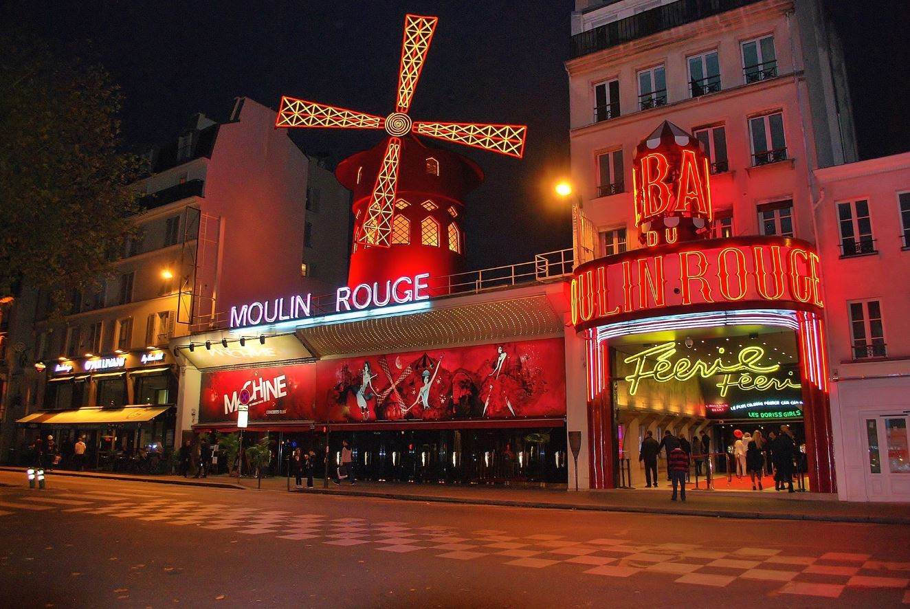 Moulin Rouge de Paris