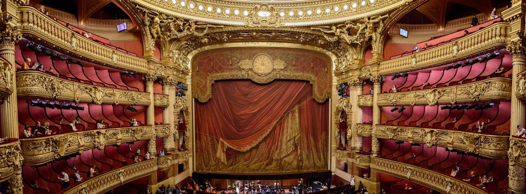 Que ver en Paris en 3 dias: Opera Garnier