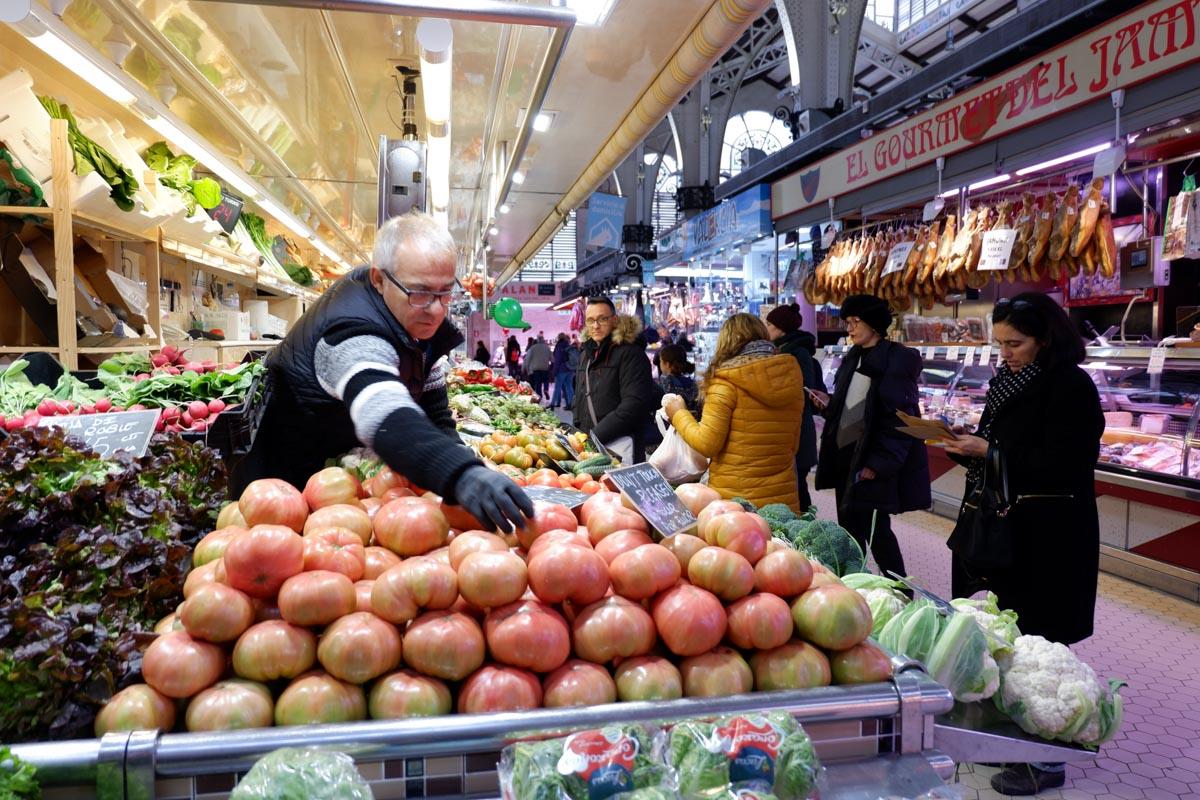 Mercado de Valencia