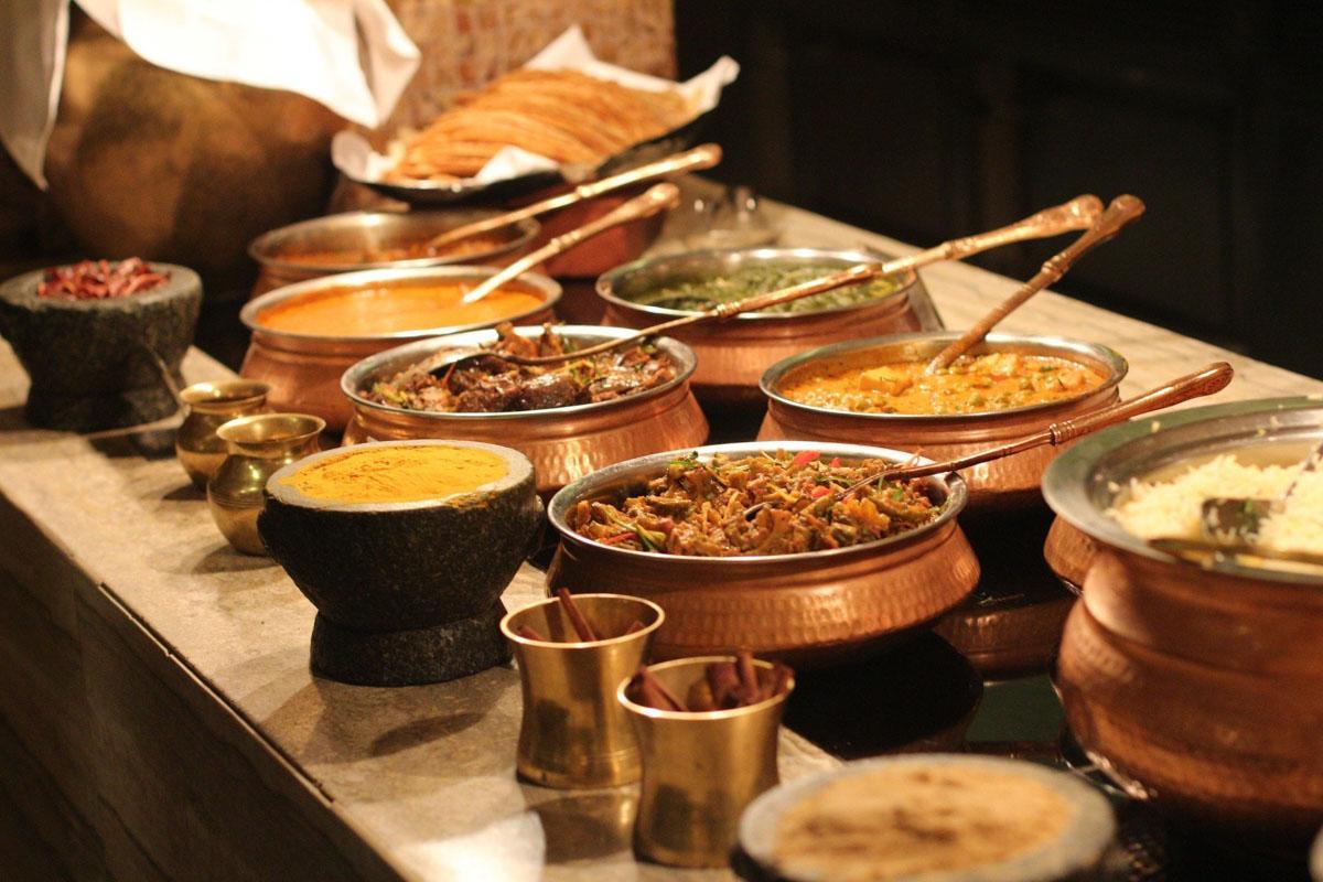 Comidas del mundo: India