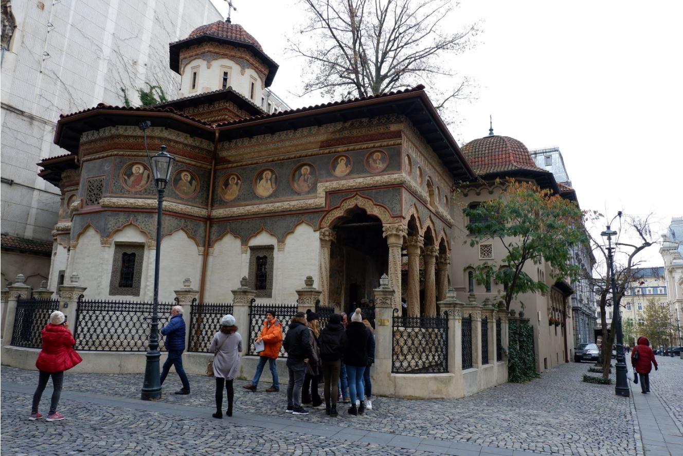 Iglesia ortodoxa Bucarest