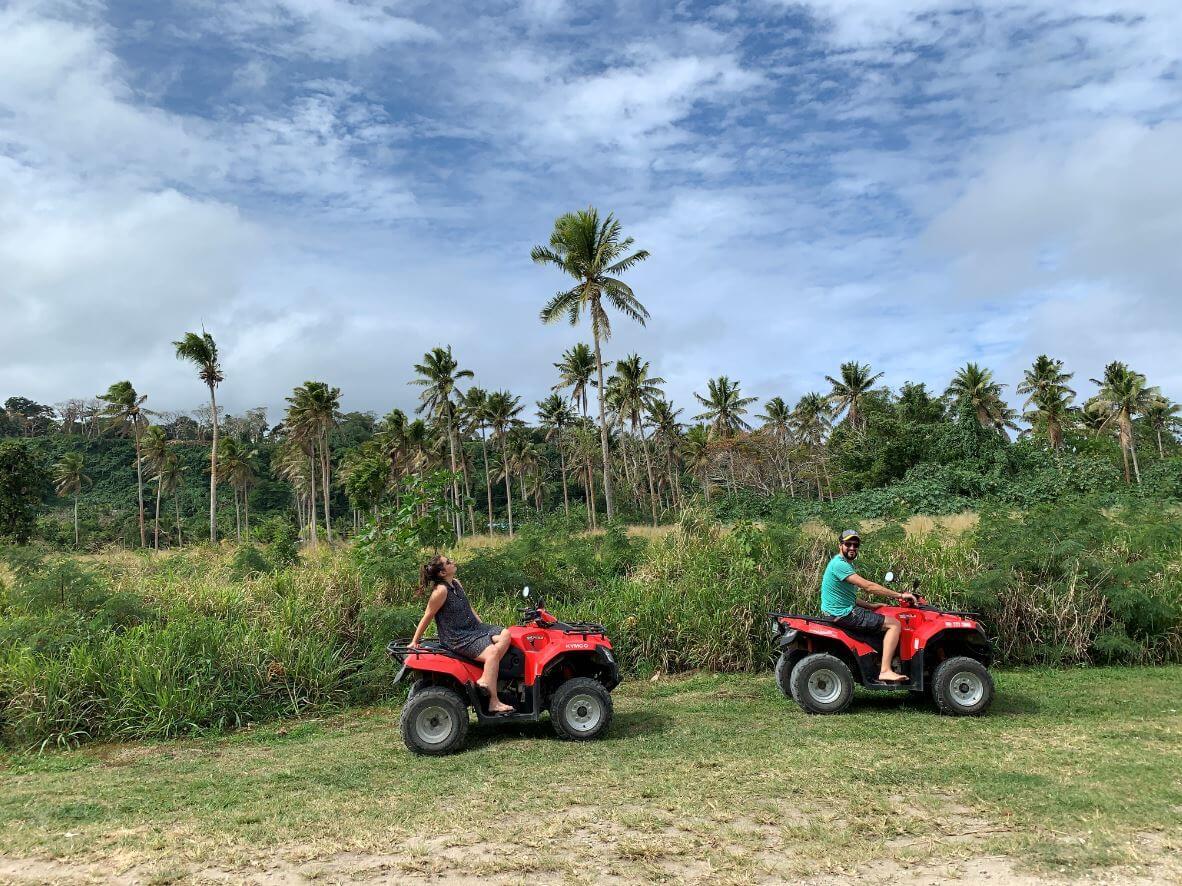 Quads en Vanuatu