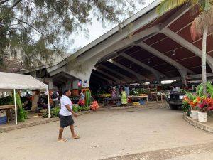 Mercado principal Efate