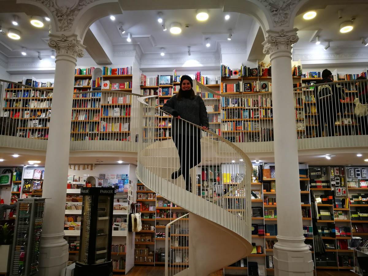 Libreria en Bucarest