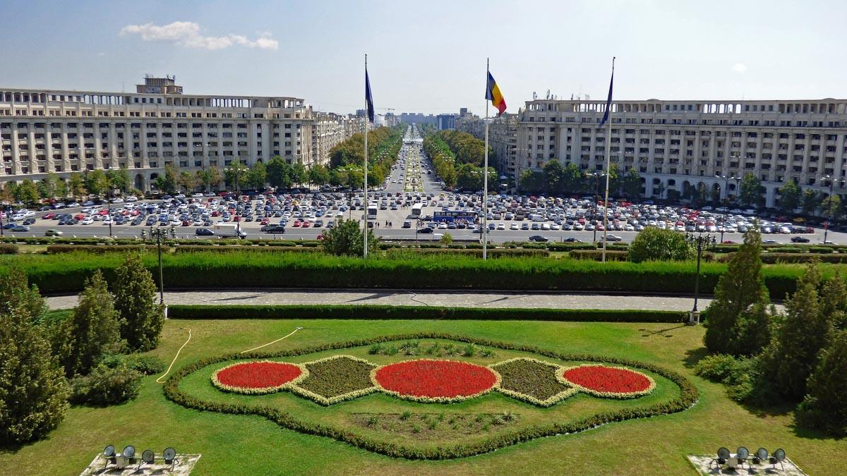 Bulevar de Bucarest