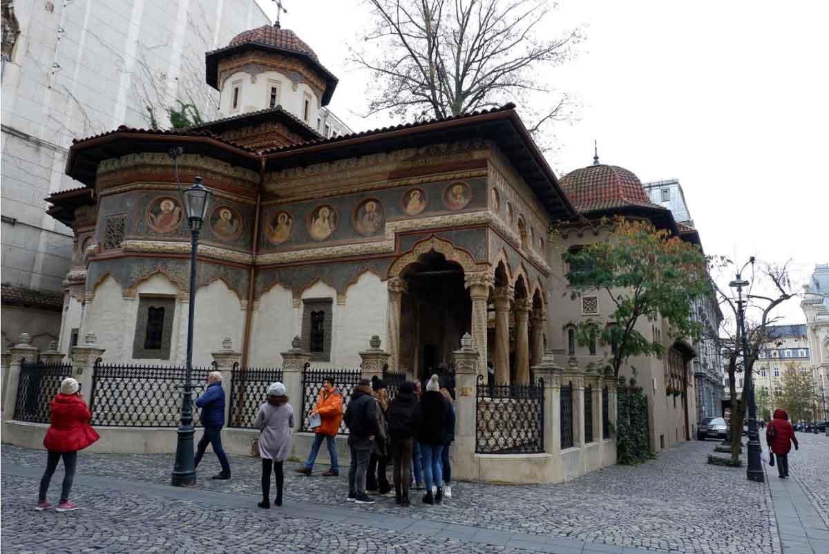 Visita guiada por Bucarest