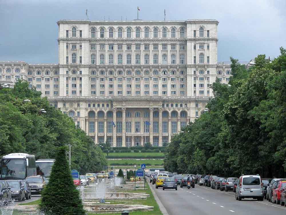 Parlamento de Rumania