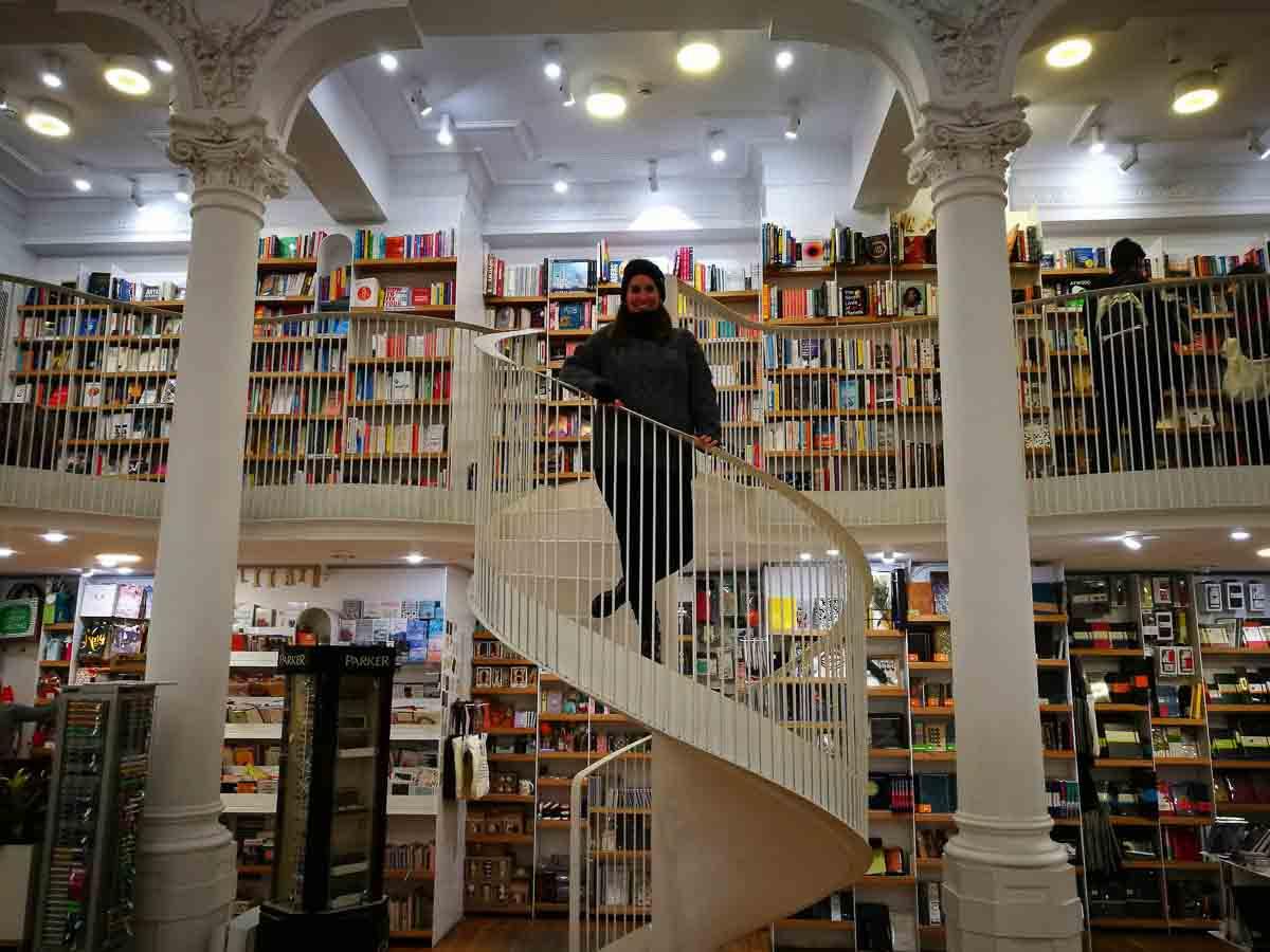 Libreria de Bucarest