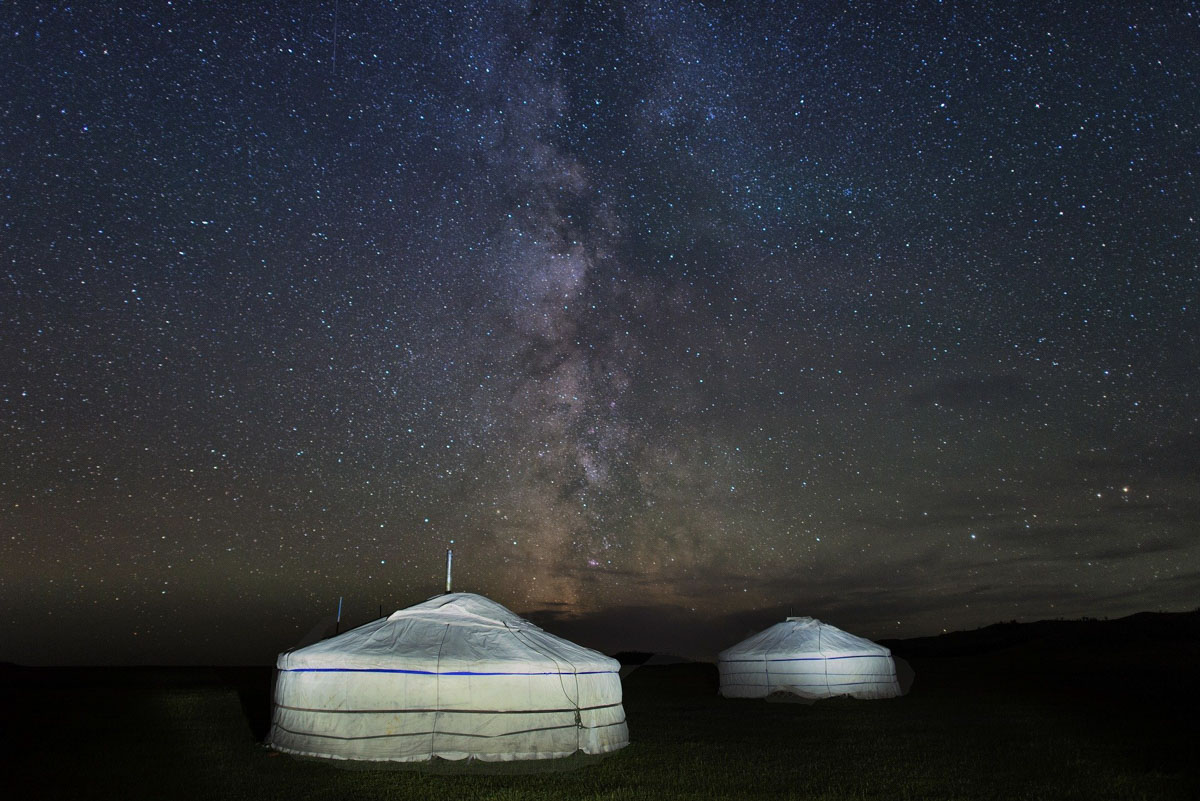 Viajar a Mongolia