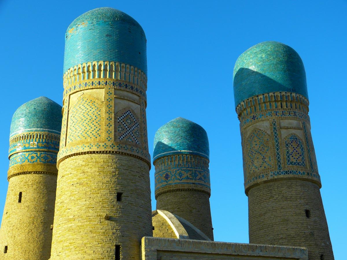 Que ver en Bukhara