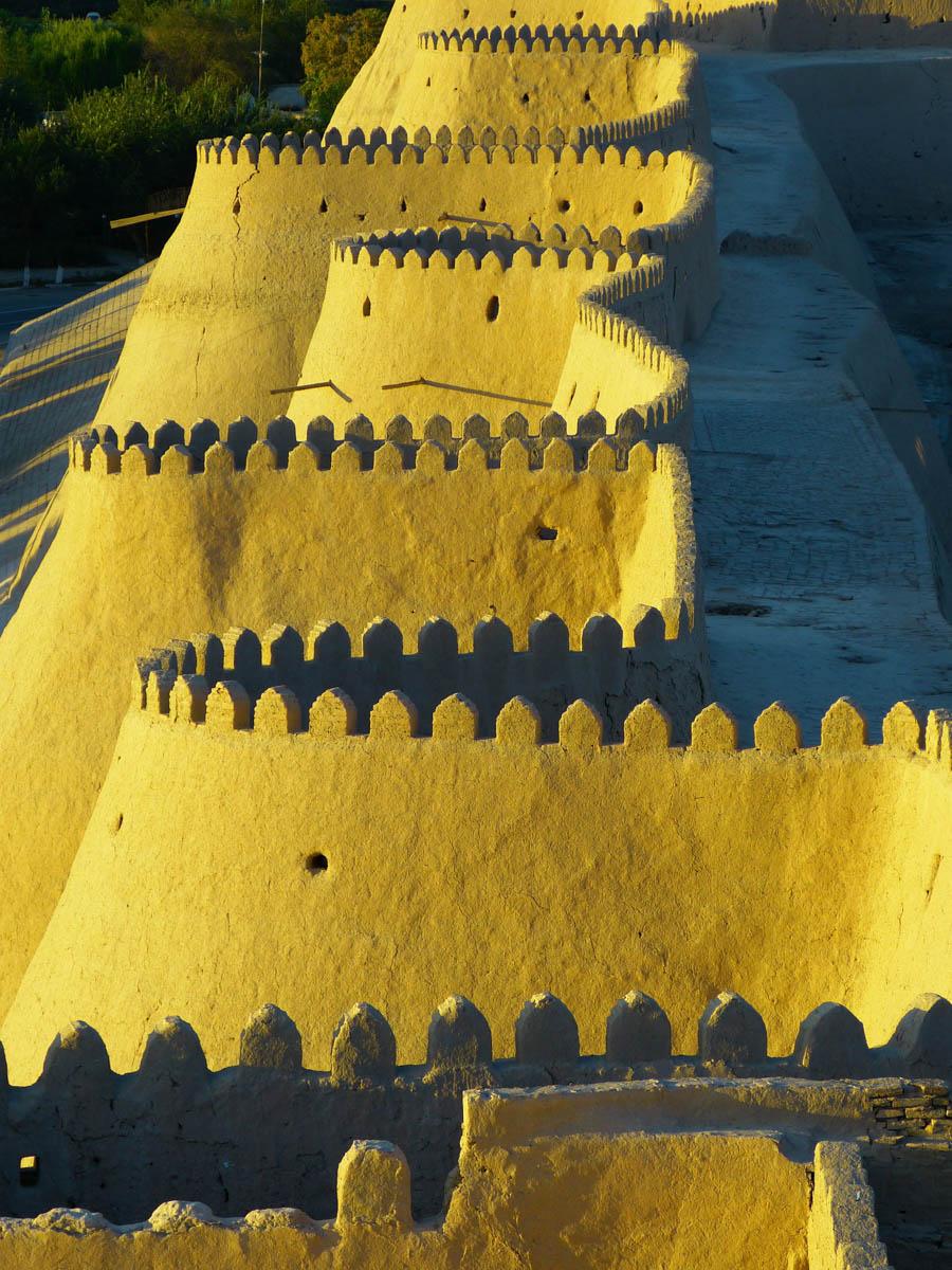 Que ver en Khiva