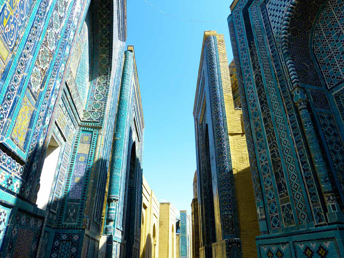 Que ver en Uzbekistan