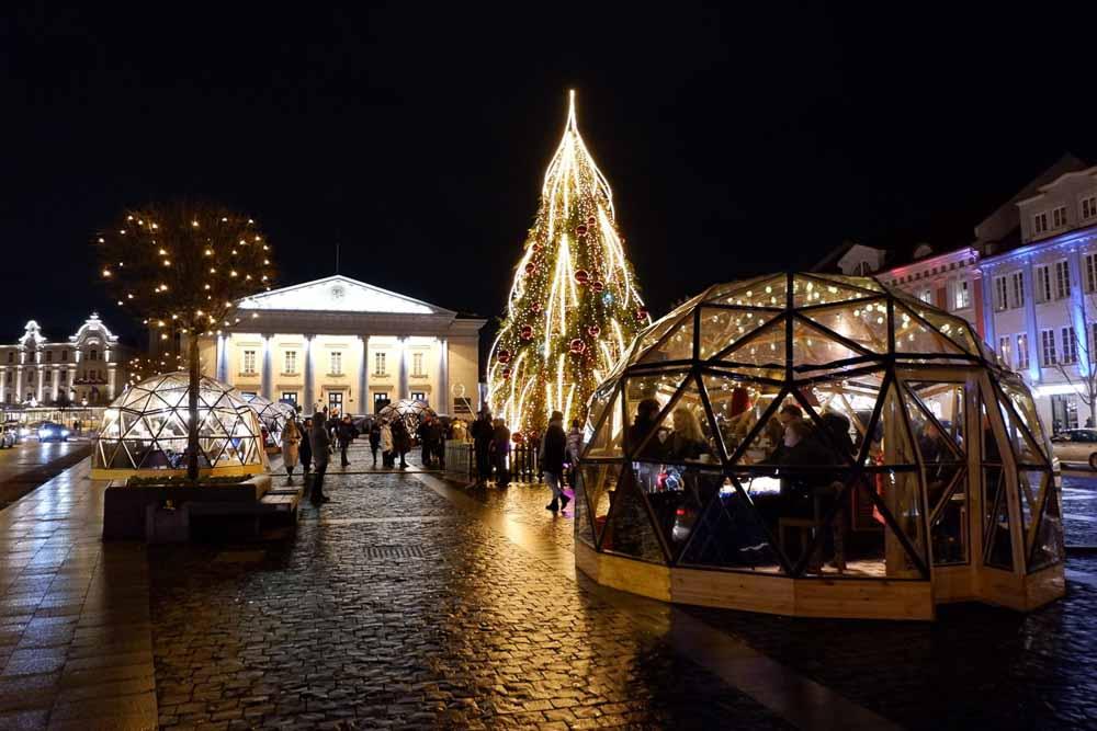 Navidad en Vilnius