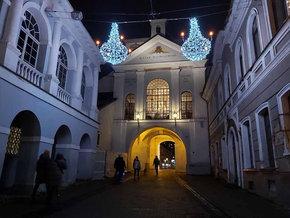 Iglesias en Vilna