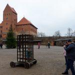 Interior Castillo de Trakai