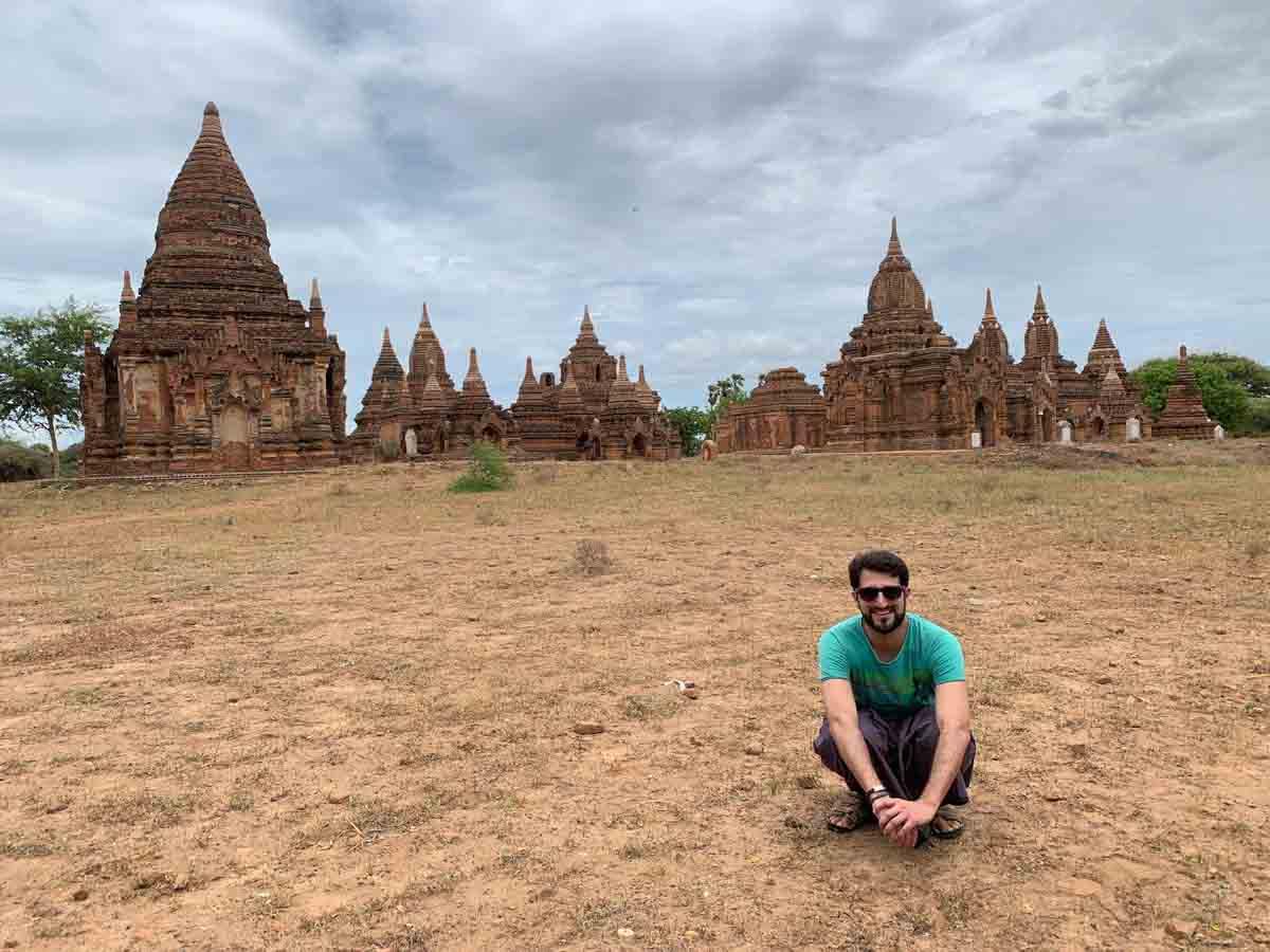 Que ver en Bagan