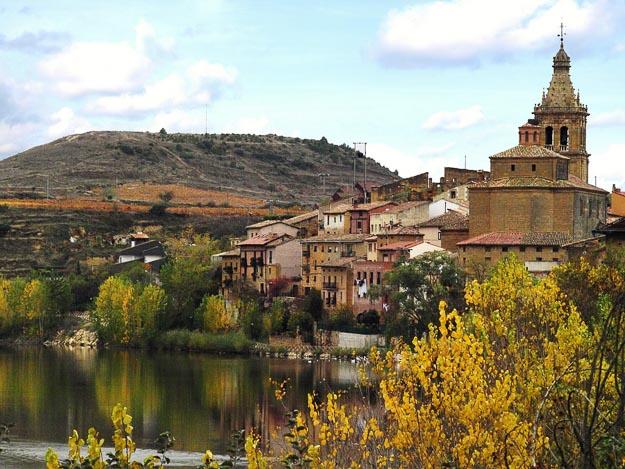 Pueblos bonitos de La Rioja: Briñas