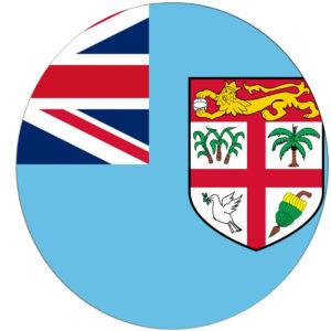Bandera Islas Fiji