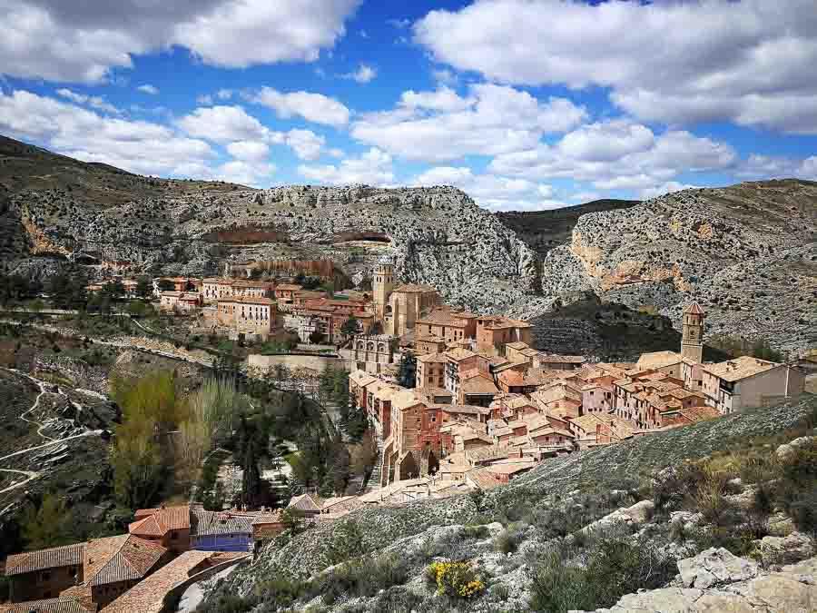 Pueblos bonitos de Aragon