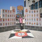 Glorieta homenaje a las provincias