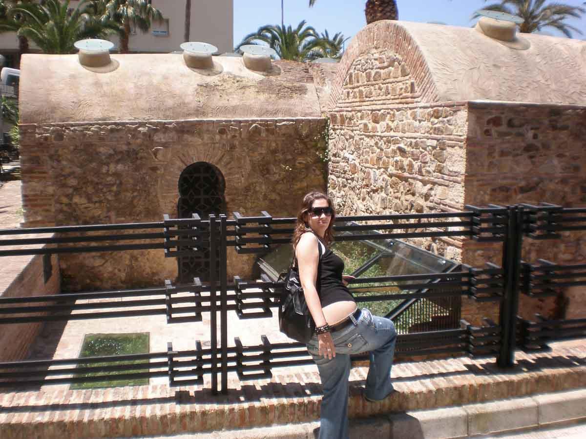 Banos arabes de Ceuta