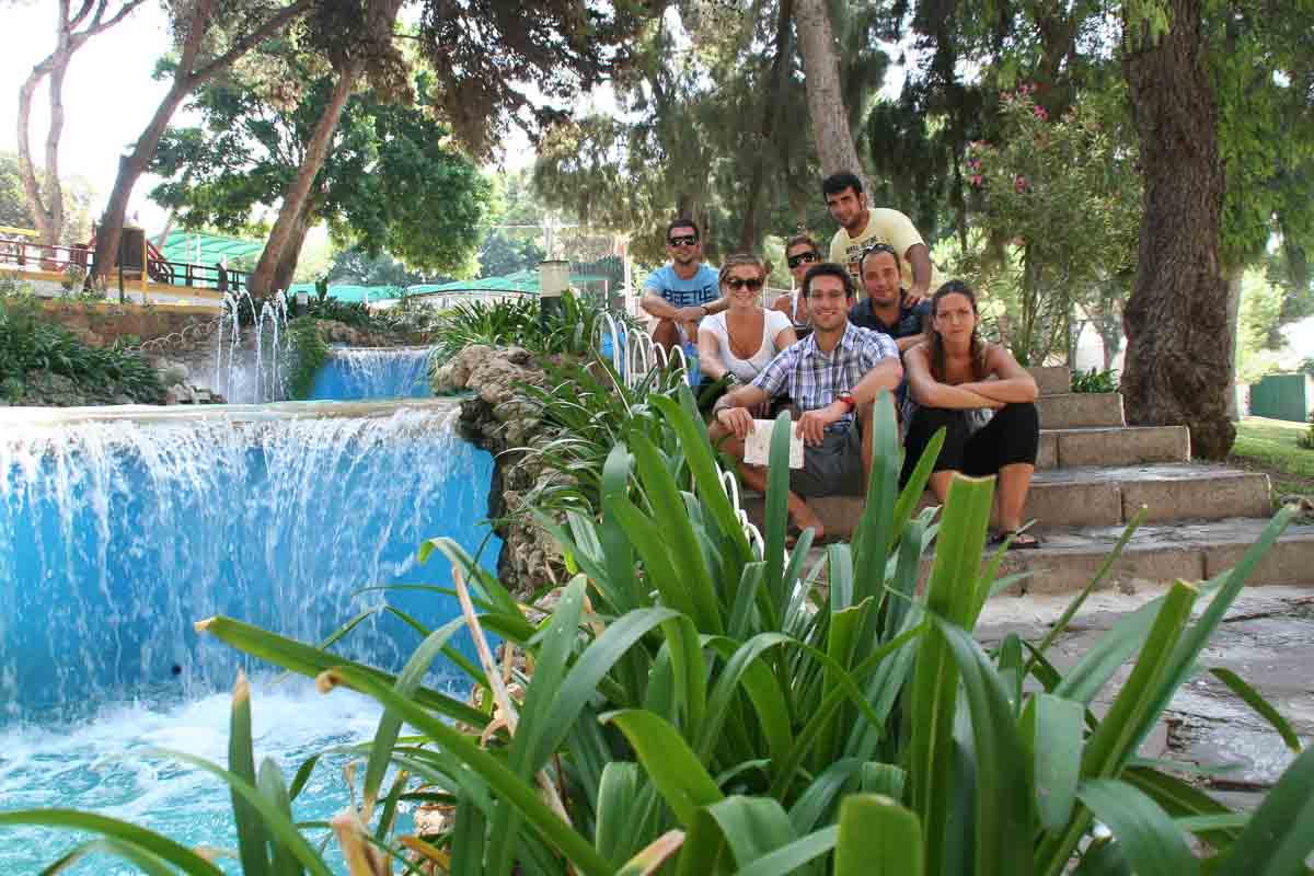 Parque Candido Lobera