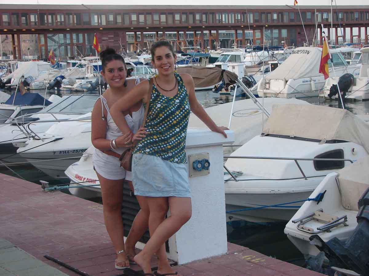Puerto deportivo de Melilla