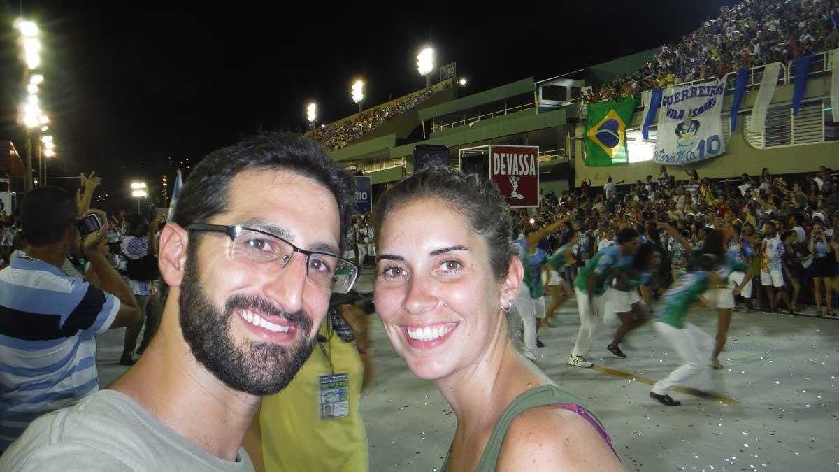Que hacer en Brasil: Carnavales de Rio de Janeiro