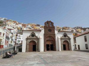 Iglesia de San Sebastian de La Gomera