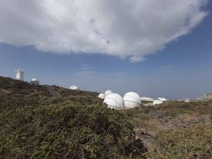 Observatorio Astrofisico de La Palma