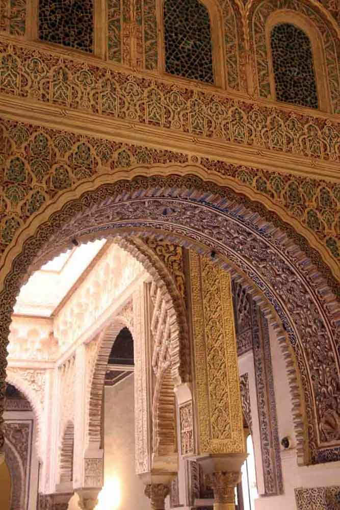 Que ver en Sevilla: Alcazar