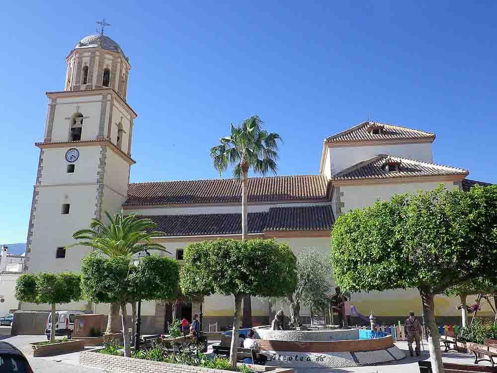Alpujarra almeriense: Alcolea