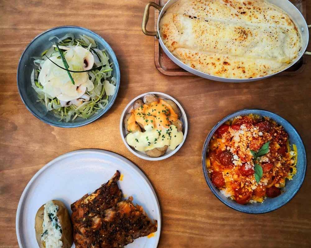 Comer en Barcelona: Anita