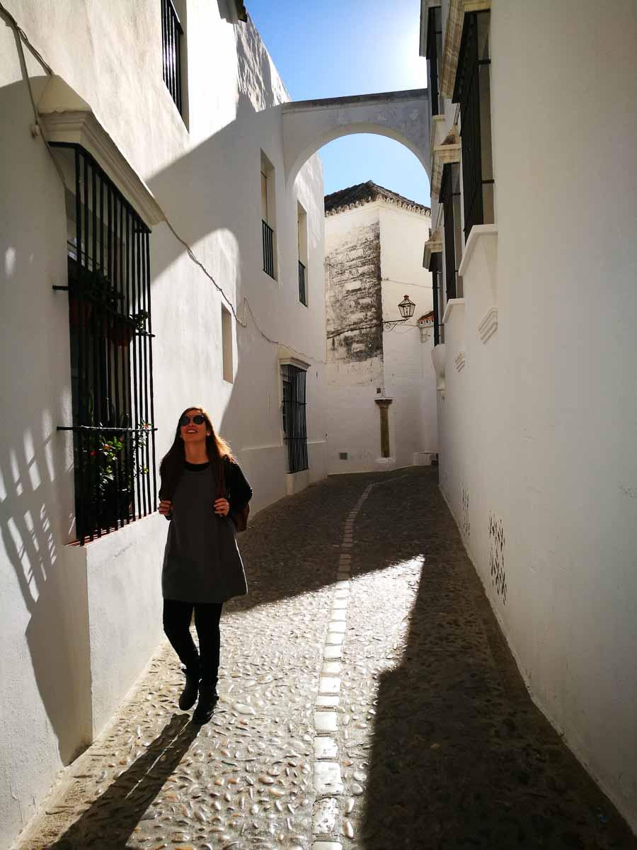 Pueblos blancos de Cádiz: Arcos de la Frontera