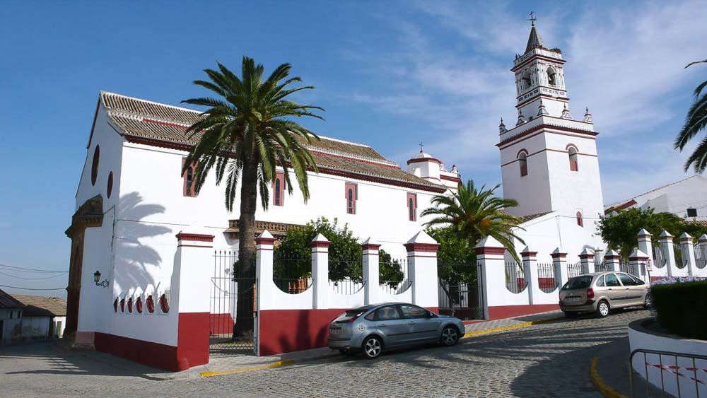 Iglesia Aznalcazar