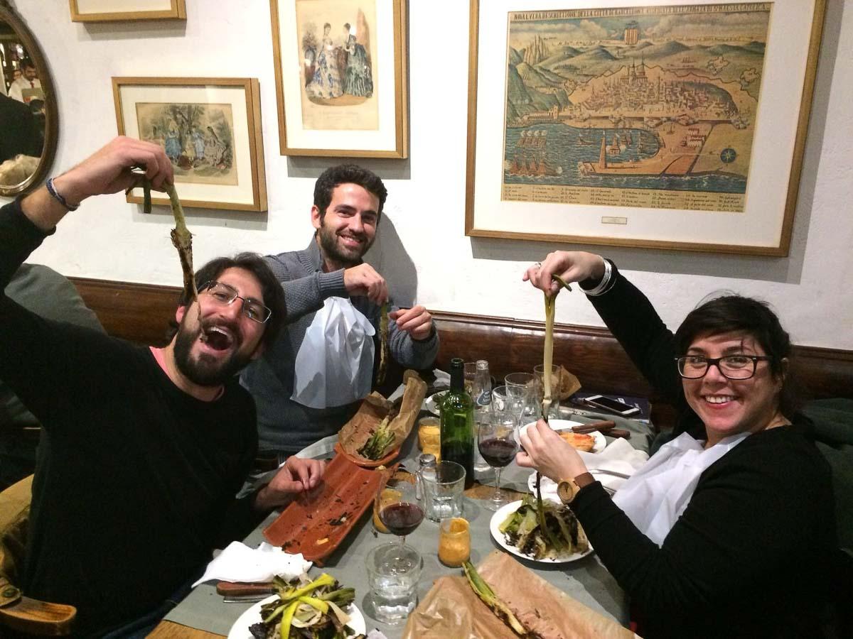 Donde comer en Barcelona