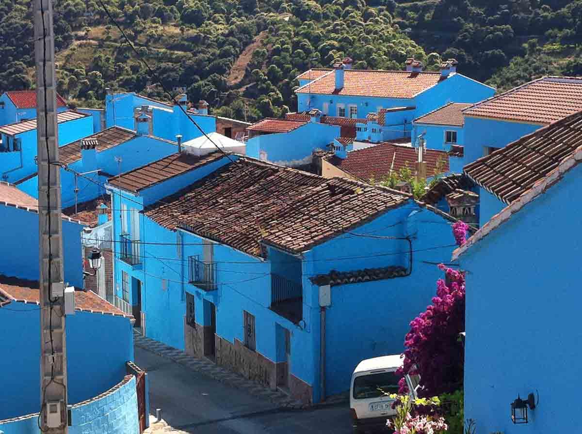 Ruta por Andalucía: Júzcar