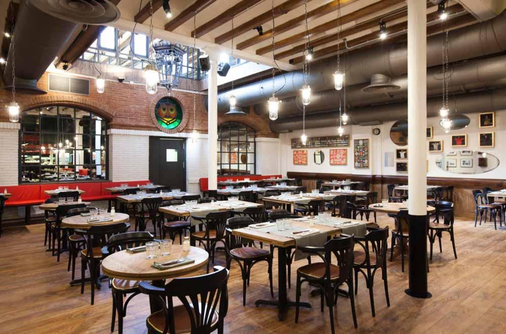 Restaurantes de Barcelona: Mussol