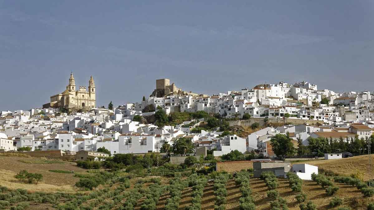 Pueblos blancos de Cádiz: Olvera