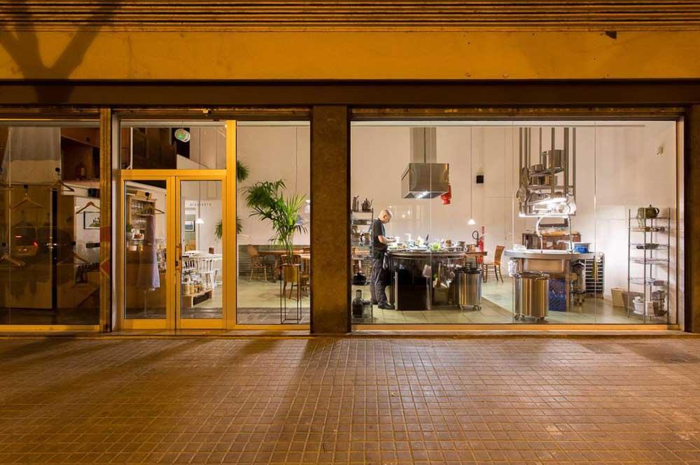 Sitios para comer en Barcelona: Santa Rita