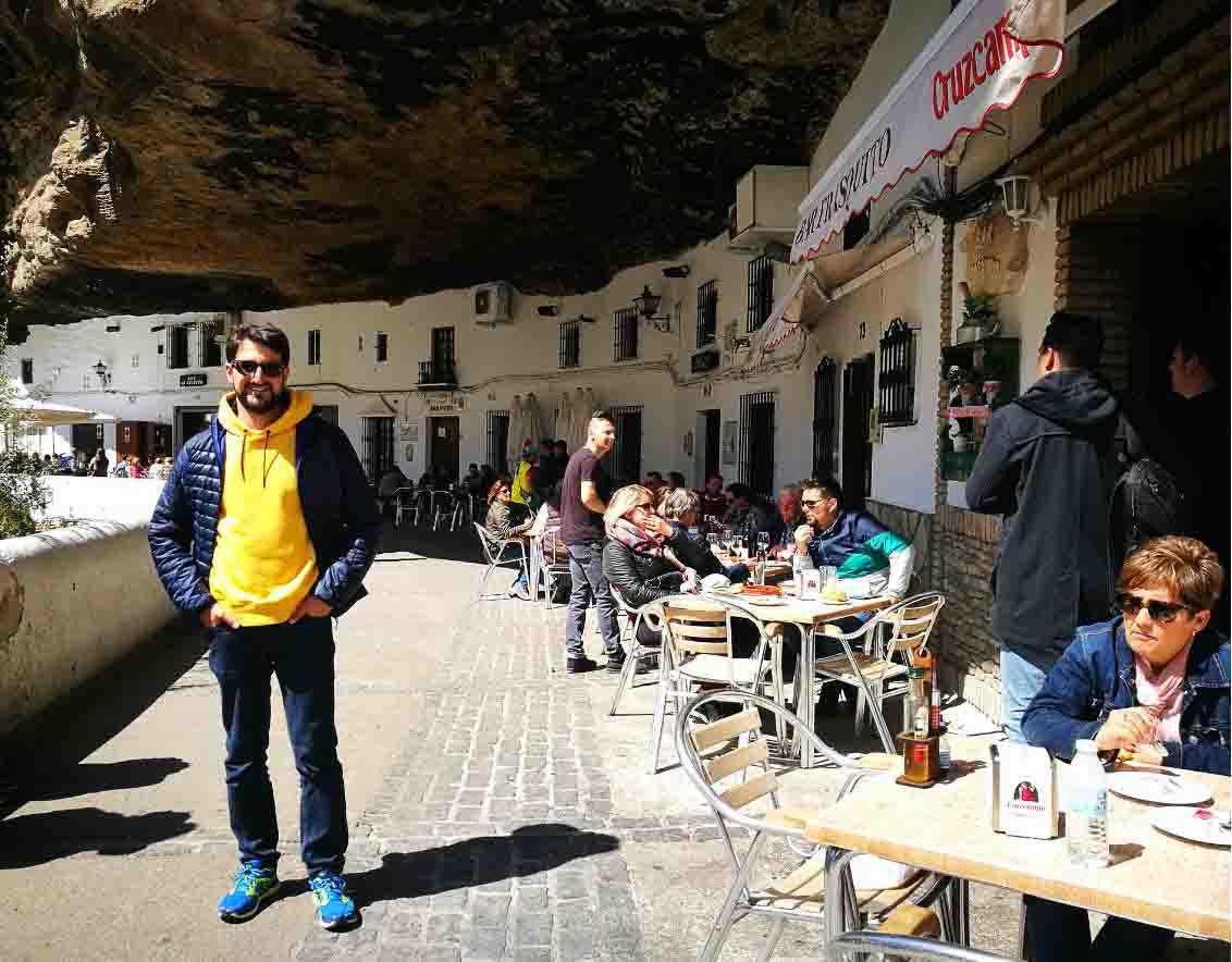 Pueblos blancos de Cádiz: Setenil de las Bodegas