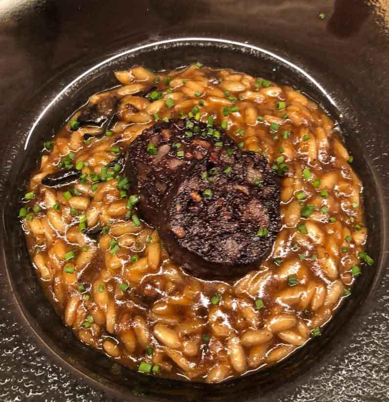 Que comer en Barcelona: Teoric Taverna