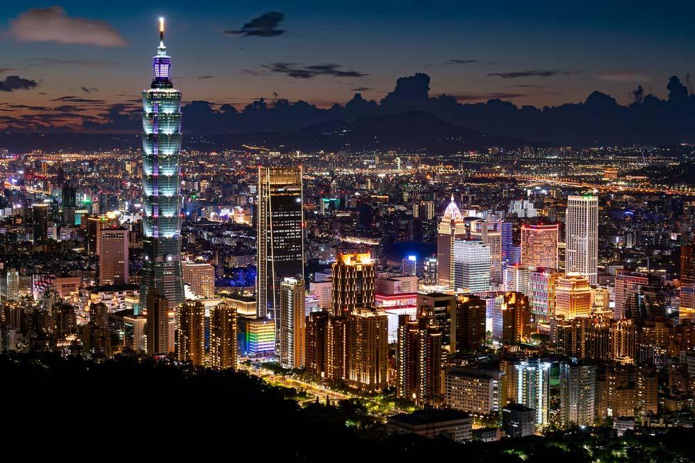 Que ver en Taiwan