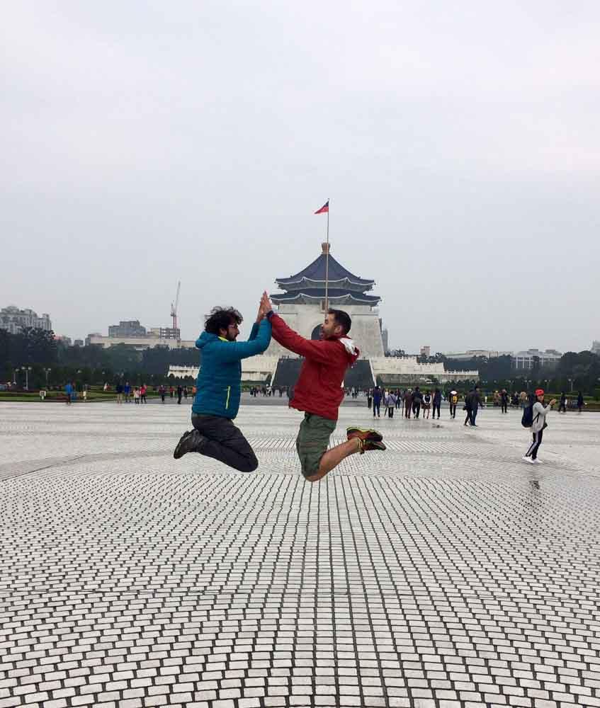 Patrimonio taiwanes