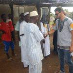 Celebracion en Senegal