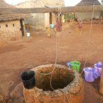 Poblado en Senegal