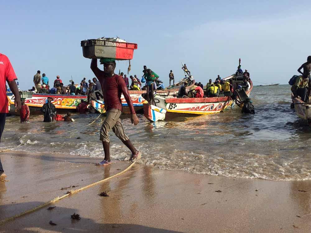 Que visitar en Senegal