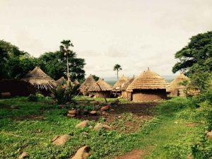 Poblados en Senegal