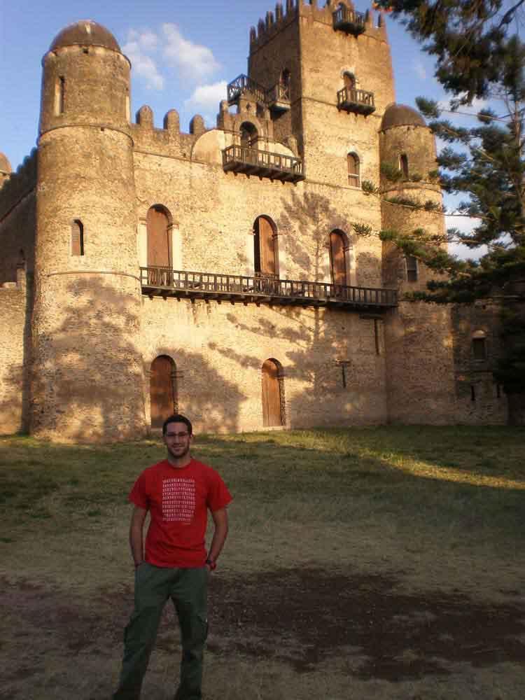 Fortaleza en Etiopía